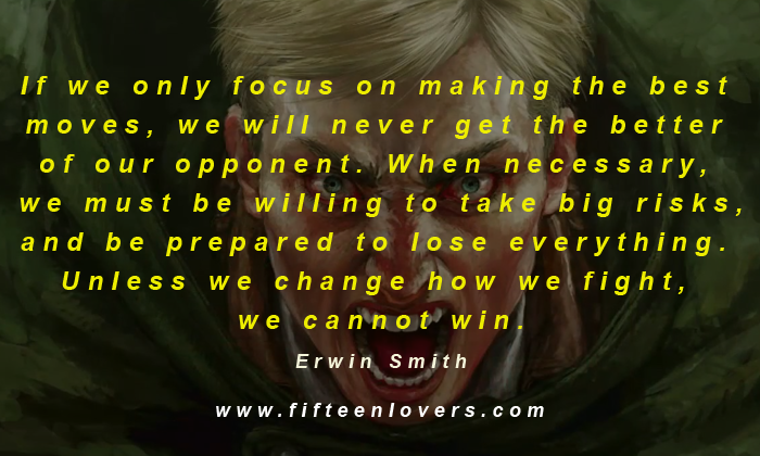 erwin smith quotes